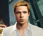 Brad Pitt Giydirme