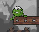 Komik Kurbağa Avı