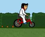 Nitrolu Bisiklet Yarışı