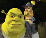Shrek Bataklıkta