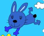 Tavşan Boyama Oyunu Boyama Oyunları