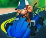 Yarışçı Maymun