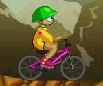 Alex Bisiklet Sürüyor