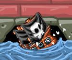 Kanalizasyondaki Gemi