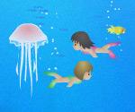 2 Kişilik Deniz Kızı