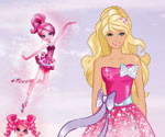 Barbie Elbise Dikme