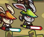 Kung Fu Tavşanlar