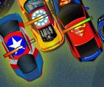 Süper Kahraman Arabaları