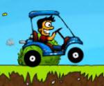 Golf Arabası Yarışı