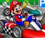 Mario Go Kart Parketme