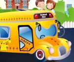 Okul Otobüsü Tasarla