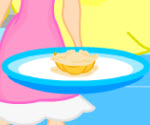 Şeftalili Pasta
