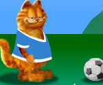 Garfield Şut Atma
