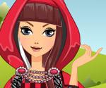 Kırmızı Başlıklı Kız Giydirme