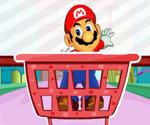 Mario Alışveriş Sepeti