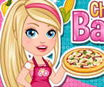 Barbie Pizza Yapma