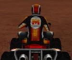 Muhteşem ATV Yarışı
