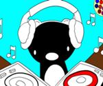 Müzik Sever Panda