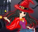 Sevimli Cadıyı Giydir