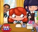 Amerikan Başkanı Kız