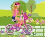 Bisikletli Barbie