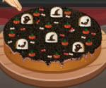 Cadılar Günü Pastası