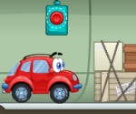 Sevimli Kaplumbağa Araba 2