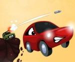 Kırmızı Araba Macerası