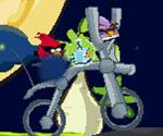 Angry Birds Uzay Bisikleti