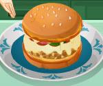 Karışık Hamburger