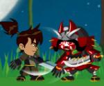 Ben 10 Ninja Ruhu