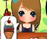 Eğlence Merkezi Dondurmacısı
