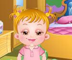 Bebek Hazel Okul Hazırlığı