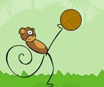 Maymun Top Fırlatma