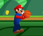 Süper Mario Basketbol