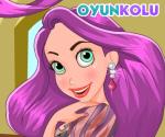 Rapunzel Makyaj
