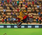 Scooby Doo Akrobasi Motoru