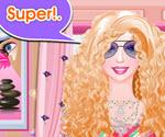 Barbie Saç Tasarımı