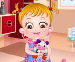 Bebek Hazel Doktor Oluyor