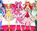 Pretty Cure Giydirme 3