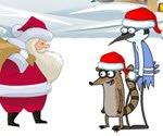 Regular Show Noel Yarışı
