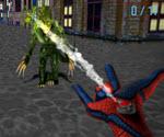Spiderman Kertenkele Savaşı