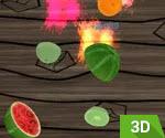 3D Fruit Ninja