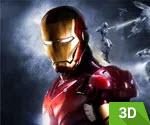 3D Iron Man Oyunu