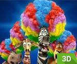 3D Madagaskar