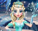 Buz Prensesi Gerçek Makyaj