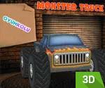 Canavar Kamyon 3D