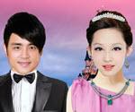 Çinli Sevgililer Makyaj