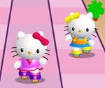 Hello Kitty Paten Yarışı