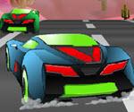 Mega Arabalar Yarışı